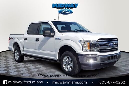 2018 Ford F-150 XLT Miami FL