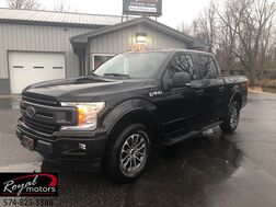 2018_Ford_F-150_XLT_ Middlebury IN