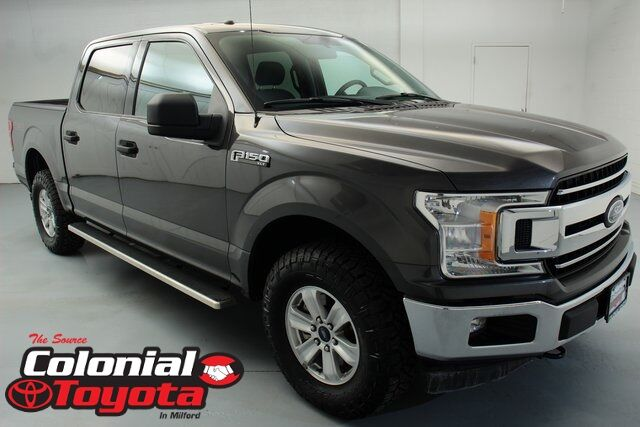 2018 Ford F-150 XLT Milford CT