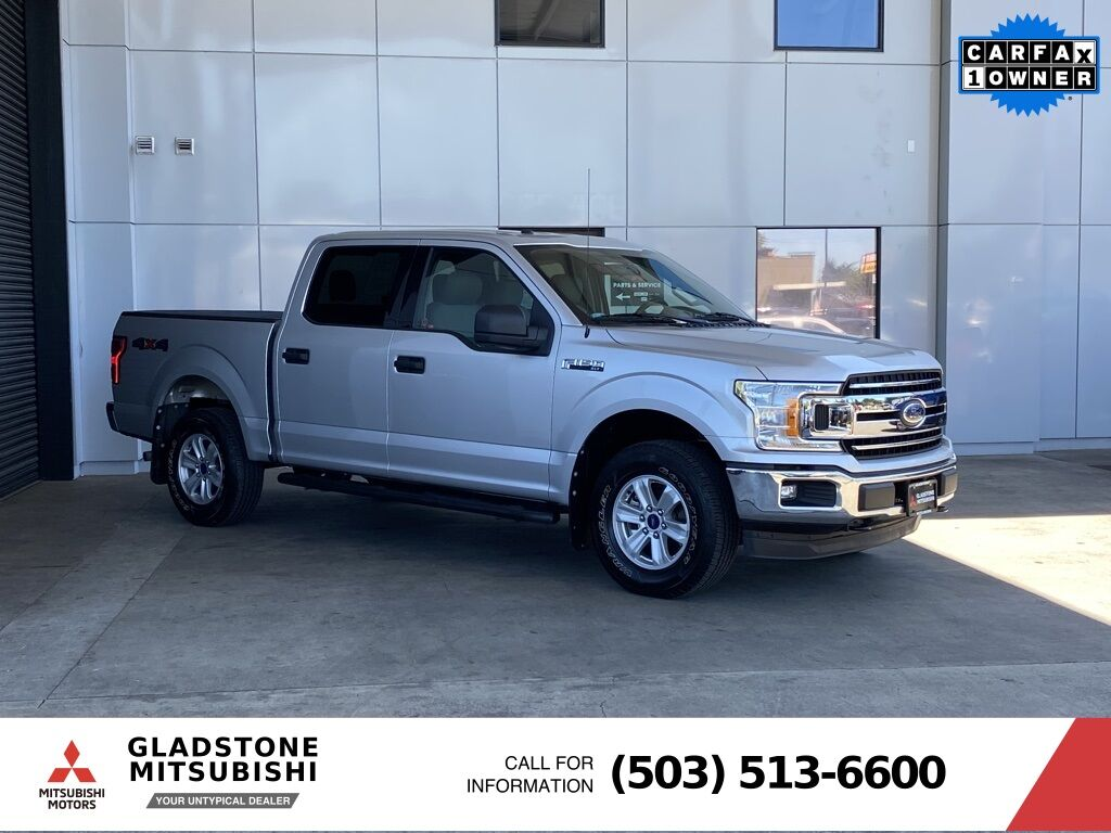 2018 Ford F-150 XLT Milwaukie OR