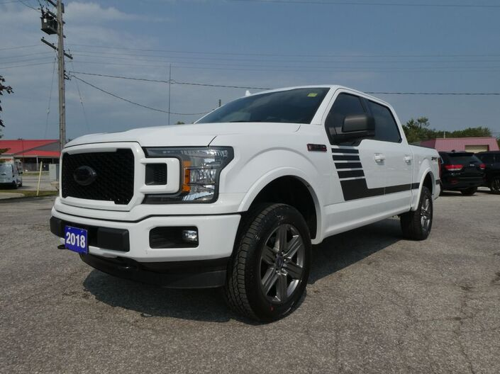 2018 Ford F-150 XLT Navigation Remote Start Panoramic Roof Essex ON