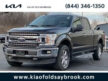 2018_Ford_F-150_XLT_ Old Saybrook CT