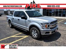 2018_Ford_F-150_XLT_ Pampa TX