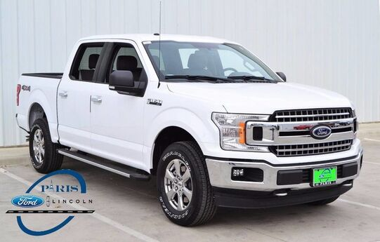 2018 Ford F-150 XLT Paris TX