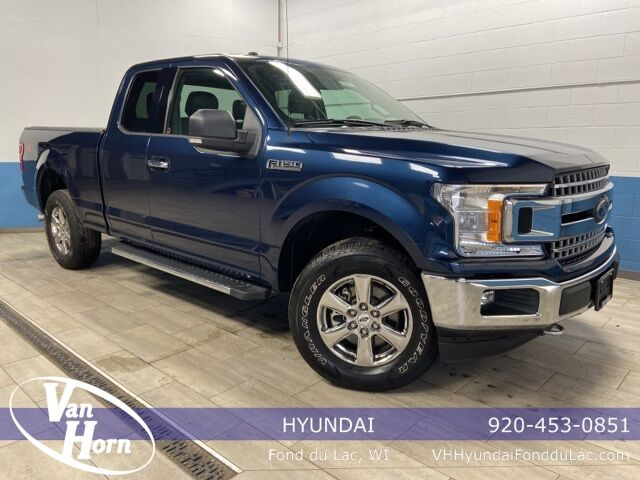 2018 Ford F-150 XLT Plymouth WI