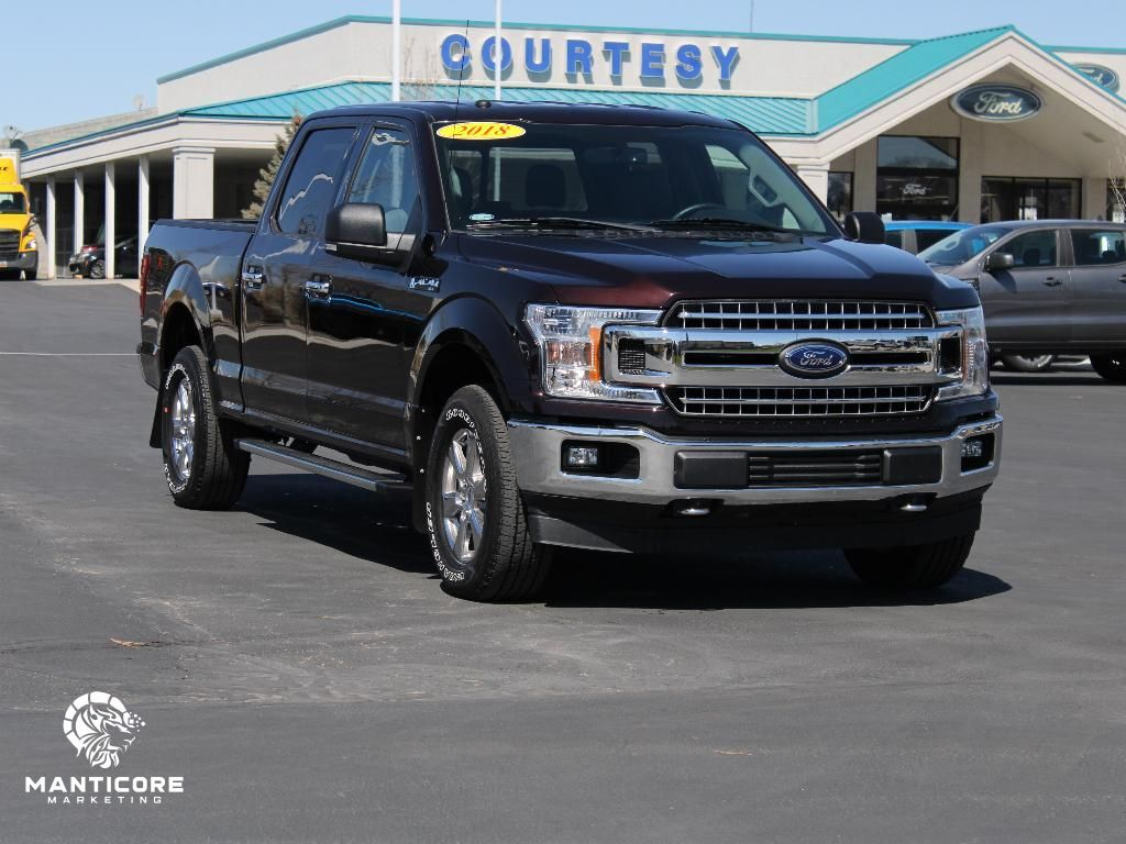 2018 Ford F-150 XLT Pocatello ID