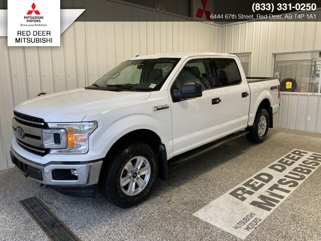 2018 Ford F-150 XLT Red Deer County AB
