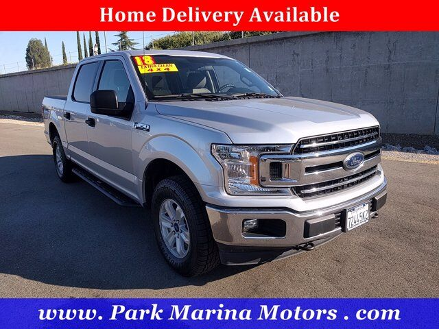 2018 Ford F-150 XLT Redding CA