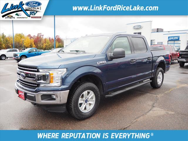 2018 Ford F-150 XLT Rice Lake WI