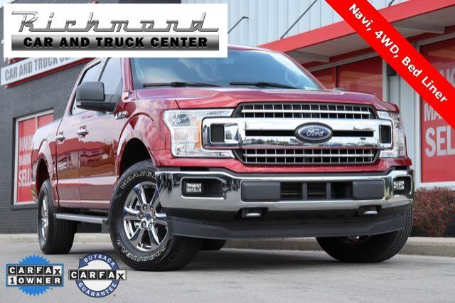 2018 Ford F-150 XLT Richmond KY