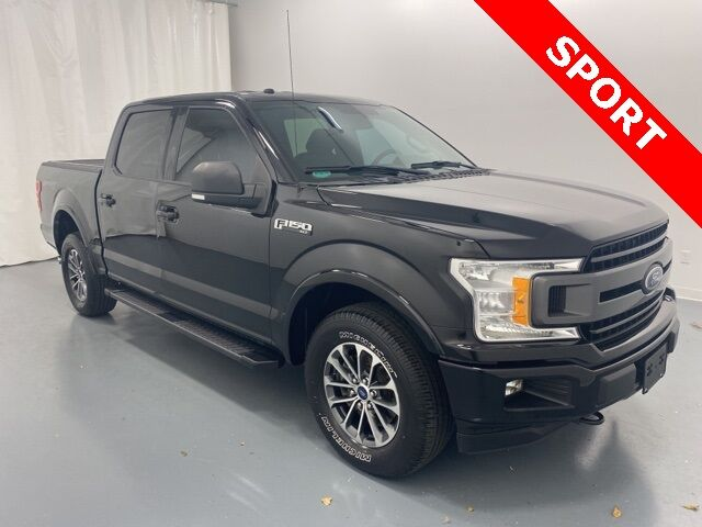 2018 Ford F-150 XLT SPORT 4WD Holland MI