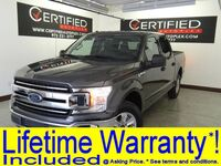Ford F-150 XLT SUPERCREW 5.0L V8 REAR CAMERA BED LINER APPLE CARPLAY ANDROID AUTO KEYL 2018