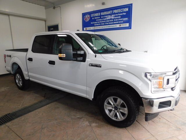 2018 Ford F-150 XLT SUPERCREW 5.5-FT MAX TRAILER TOW CREW CAB Listowel ON