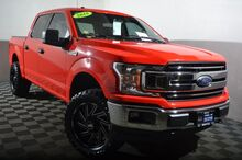 2018_Ford_F-150_XLT_ Seattle WA