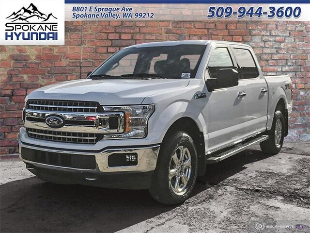 2018 Ford F-150 XLT Spokane Valley WA