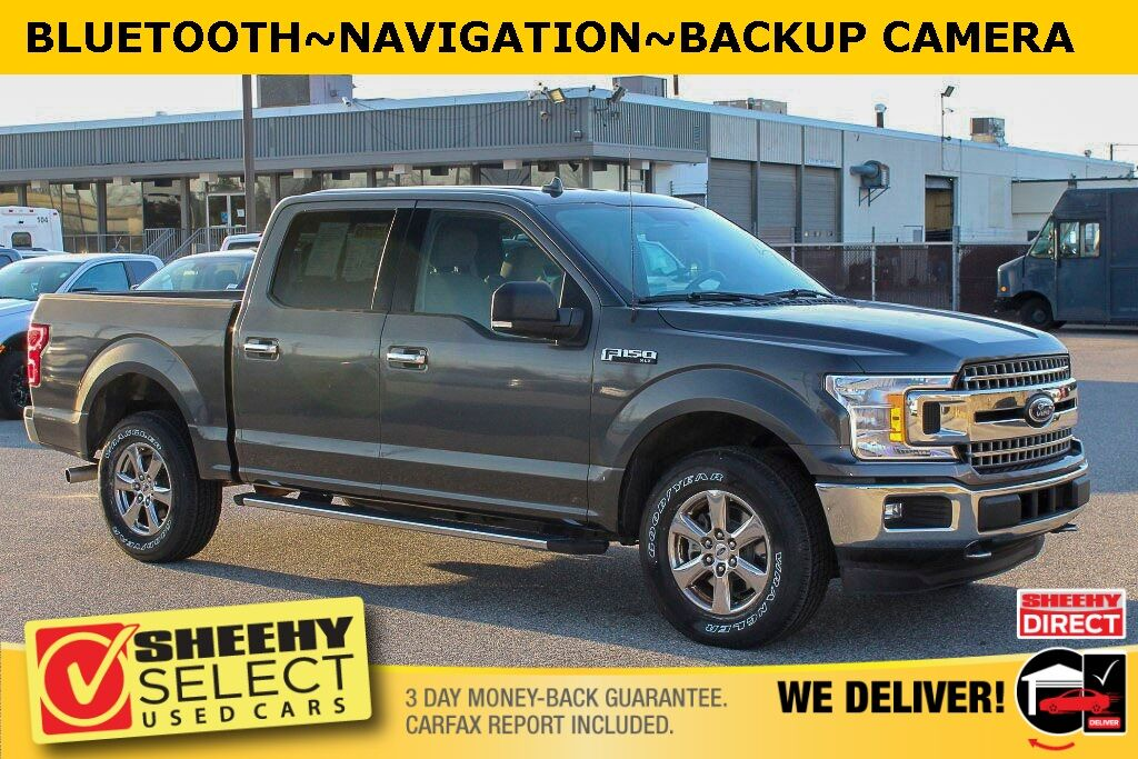 2018 Ford F-150 XLT Suitland MD