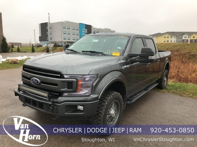 2018 Ford F-150 XLT Stoughton WI