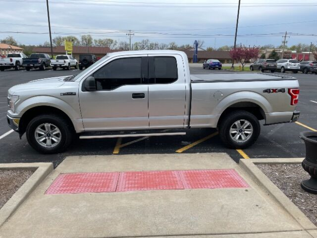 2018 Ford F-150 XLT SuperCab 6.5-ft. Bed 4WD Jacksonville IL