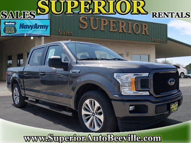 2018 Ford F-150 XLT SuperCrew 5.5-ft. Bed 2WD Beeville TX