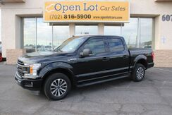 2018_Ford_F-150_XLT SuperCrew 5.5-ft. Bed 2WD_ Las Vegas NV