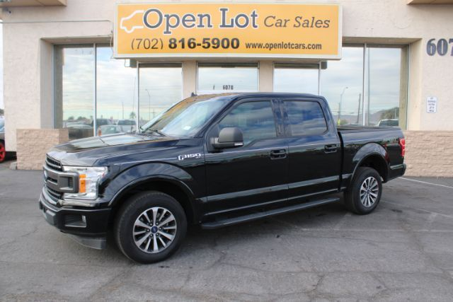 2018 Ford F-150 XLT SuperCrew 5.5-ft. Bed 2WD Las Vegas NV