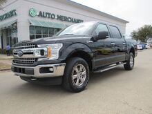 2018_Ford_F-150_XLT SuperCrew 5.5-ft. Bed 4WD BACKUP CAMERA, BLUETOOTH CONNECTIVITY, USB/AUX INPUT, CLIMATE CONTROL_ Plano TX