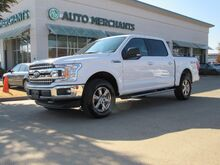 2018_Ford_F-150_XLT SuperCrew 5.5-ft. Bed 4WD Backup Camera, Bluetooth Connectivity,_ Plano TX