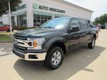 2018 Ford F-150 XLT SuperCrew 5.5-ft. Bed 4WD CLOTH, BACKUP CAMERA, BED LINER, BLUETOOTH, UNDER FACTORY WARRANTY