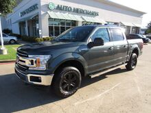 2018_Ford_F-150_XLT SuperCrew 5.5-ft. Bed 4WD LEATHER, BLUETOOTH CONNECTIVITY, CLIMATE CONTROL, USB/AUX INPUT_ Plano TX