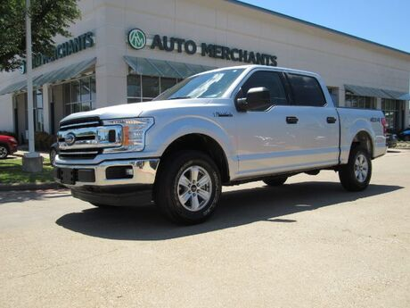 2018 Ford F-150 XLT SuperCrew 5.5-ft. Bed 4WD Plano TX