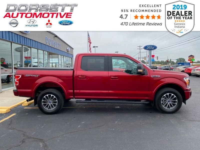 2018 Ford F-150 XLT Marshall IL