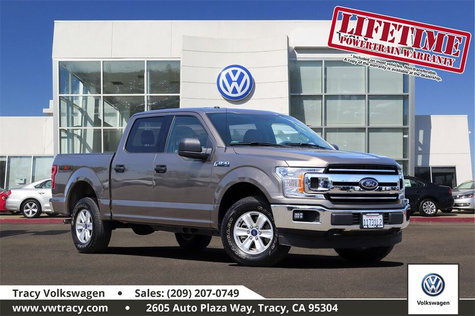 2018 Ford F-150 XLT Tracy CA