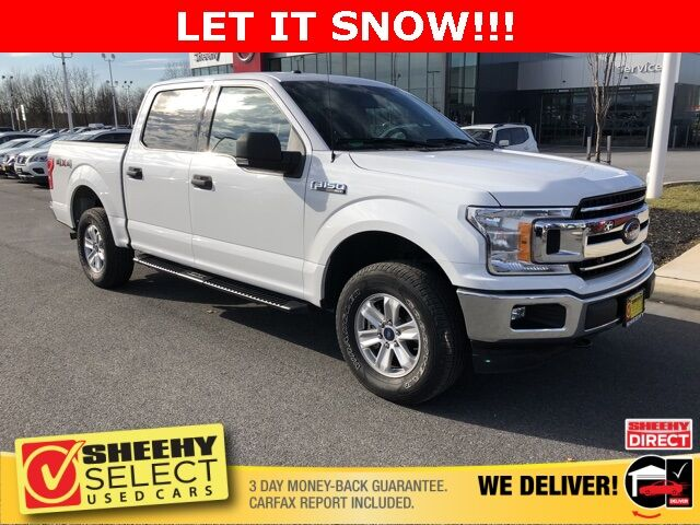 2018 Ford F-150 XLT White Marsh MD