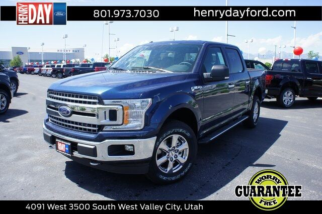 2018_Ford_F-150_XLT_ West Valley City UT