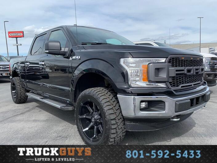 2018 Ford F-150 XLT West Valley City UT