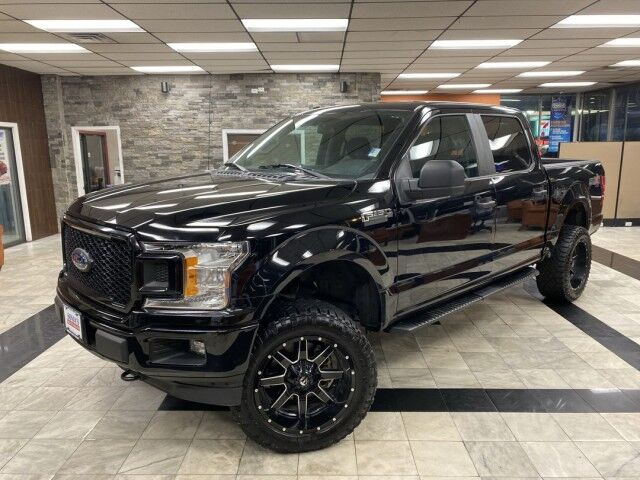 2018 Ford F-150 XLT Worcester MA