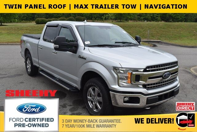 2018 Ford F-150 XLT 4D SuperCrew Ashland VA