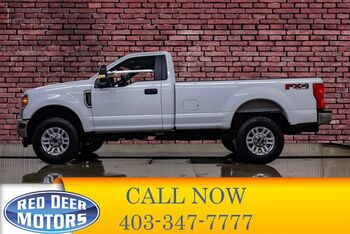 2018_Ford_F-250_4x4 Reg Cab XLT Longbox BCam_ Red Deer AB