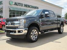 2018_Ford_F-250 SD_Lariat Crew Cab 4WD *FX4 PKG* LEATHER, SUNROOF, BACKUP CAMERA, HTD/CLD FRONT STS, UNDER WARRANTY_ Plano TX