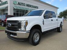 2018_Ford_F-250 SD_XL Crew Cab 4WD,Leather Seats,Navigation System_ Plano TX