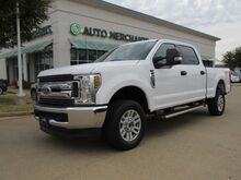 2018_Ford_F-250 SD_XLT Crew Cab 4WD CLOTH SEATS, BACKUP CAMERA, BED LINER, BLUETOOTH, UNDER FACTORY WARRANTY_ Plano TX