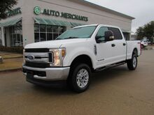 2018_Ford_F-250 SD_XLT Crew Cab 4WD*BACKUP CAMERA,BLUETOOTH CONNECTION,AUX INPUT,KEYLESS ENTRY!_ Plano TX