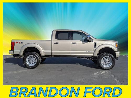 2018 Ford F-250 Super Duty SRW Platinum Tampa FL