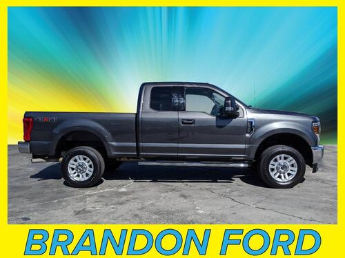 2018 Ford F-250 Super Duty SRW XLT Tampa FL