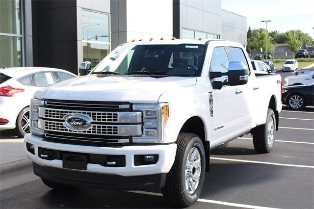 2018 Ford F-250SD Platinum Green Bay WI