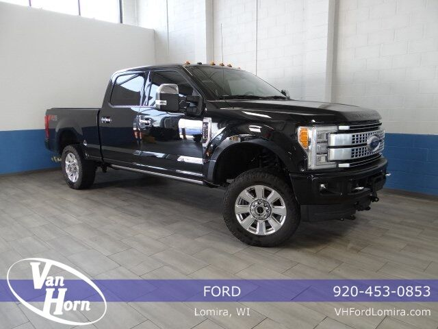 2018 Ford F-250SD Platinum Plymouth WI