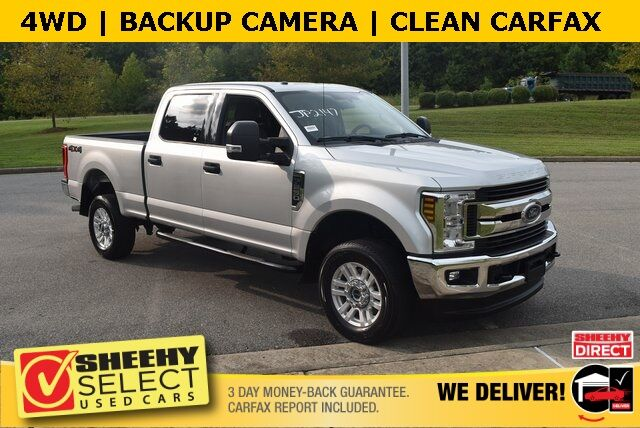 2018 Ford F-250SD XLT Ashland VA