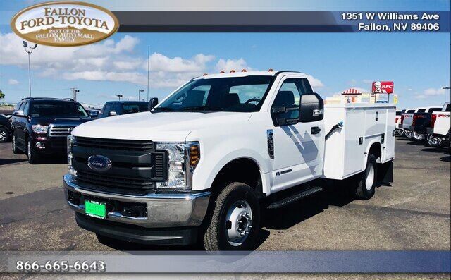 2018 Ford F-350  Fallon NV