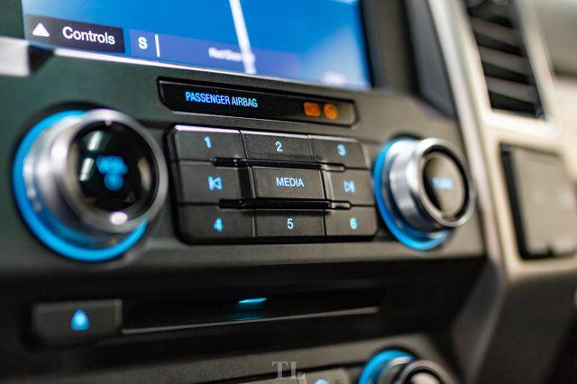 2018 Ford F-350 4x4 Crew Cab Platinum FX4 Diesel Leather Roof Nav Red Deer AB