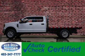 2018_Ford_F-350_4x4 Crew Cab XLT Deck PSeat_ Red Deer AB